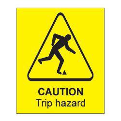 CautionTrip Hazard