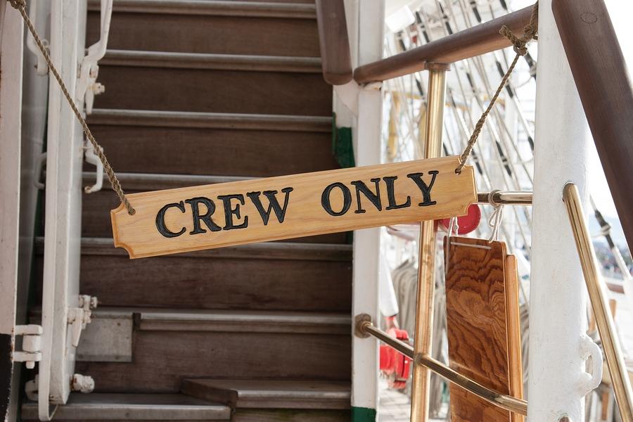 Female Crew Members