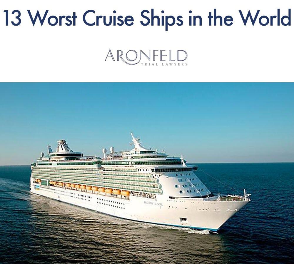 Worst Cruise Ships